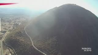 Hexacopter Ardupilot firmware autonomous fpv flight video, Ardupilot Hexacopter fpv uçuş videosu