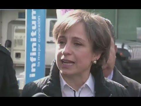 Aristegui: Vamos a dar la batalla
