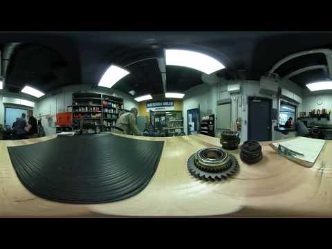 Ateliers de conseil et vente de pièces d'équipement motorisé 360°