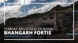 Tempat Misterius di India yang Tak Boleh Dikunjungi saat Matahari Terbenam, Bhangarh Fortis