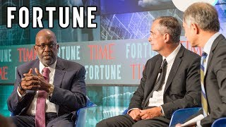 Kaiser Permanente CEO & Intel CEO Speak At Fortune's CEO Initiative