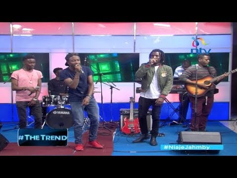 Le Band #Number1 performance #theTrend