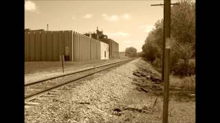 Doc Watson - Blue Railroad Train