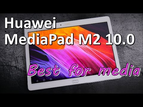 Huawei MediaPad M2 10.0 Review | premium shell with midrange guts