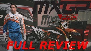MXGP PRO - REVIEW - Good or Bad?