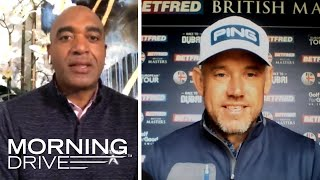 2020 British Masters Preview With Lee Westwood   Morning Drive   NBC Sports