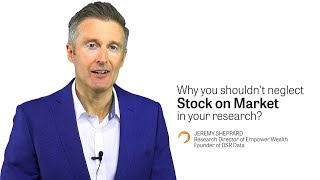Why shouldn't you neglect Stock on Market?