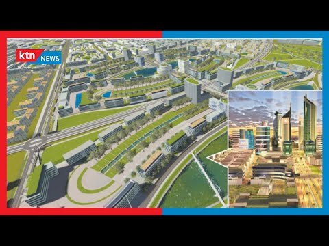 Construction of Konza City billed to unlock jobs and currently gaining traction at 43%