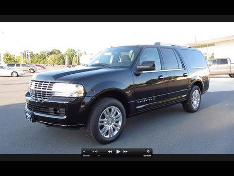 2011 Lincoln Navigator L Limited Edition Start Up, Exhaust, and In Depth Tour