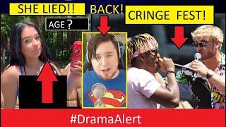 KSI vs Logan Paul is CRINGE! #DramaAlert Danielle Cohn LIED to Everyone? Bashur is BACK!