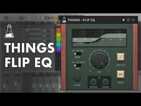 AudioThing Things Tilt: Tilt EQ plug-in for €9, plus loads of anniversary deals