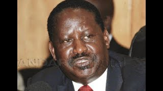 Political Point: Why Raila Odinga is the man to watch
