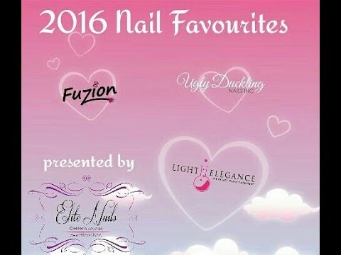 Favourite Nail Products Of 2016