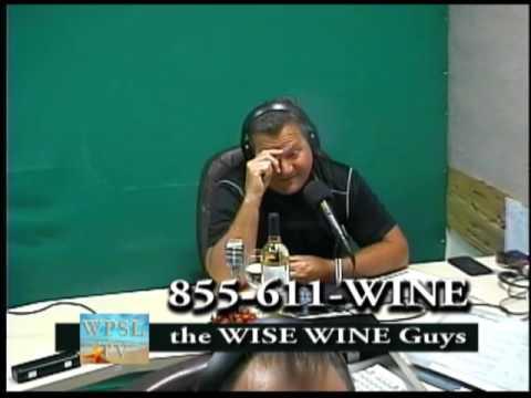 The Wise Wine Guys Podcast on WPSL Radio