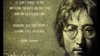 John Lennon - Imagine (Scott Bond & Charlie Walker REBOOTED RMX)
