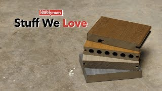 Stuff We Love: NewTechWood Composite Decking
