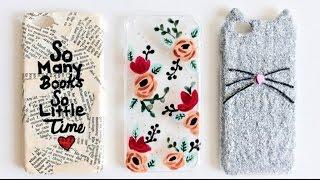 3 KOLAY TELEFON KABI / DIY Phone Cases (ENG SUB)