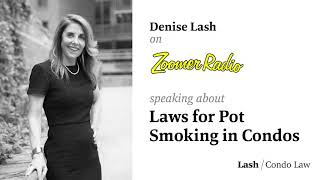 Laws for Pot Smoking in Condos