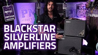 NEW! Blackstar Silverline Amplifiers   Dagan Demos The New Digital Amps!