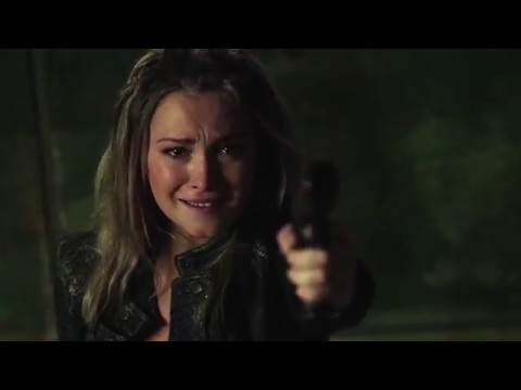 Bellamy and Clarke | HD scene from episode 4x11 (The 100)