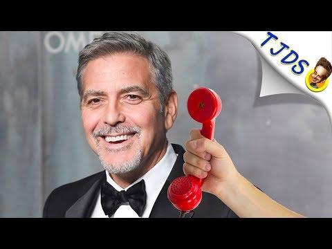 George Clooney Weighs In On Harvey Weinstein