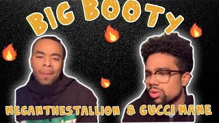 Gucci mane🍦 Ft Megan thee stallion 😍-Big Booty /Reaction