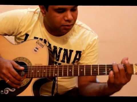 Finger positions of  D E F chord guitar