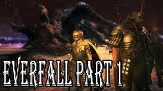 Dragon's Dogma - Mitch Dives Into the Everfall Part 1 - Chamber of Hesitation