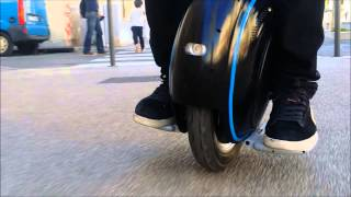 Dolphin One D5 Speed Demo From Mon Cycle Electrique
