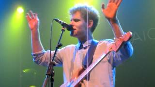 Architecture In Helsinki - Desert Island (Live at Mosaic Music Festival Singapore 2012)