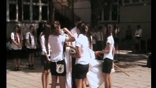preview picture of video 'Ballagás 2014 Petneháza'