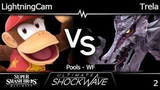 USW 2 - LightningCam (Diddy) vs Trela (Ridley) Pools - WF - SSBU
