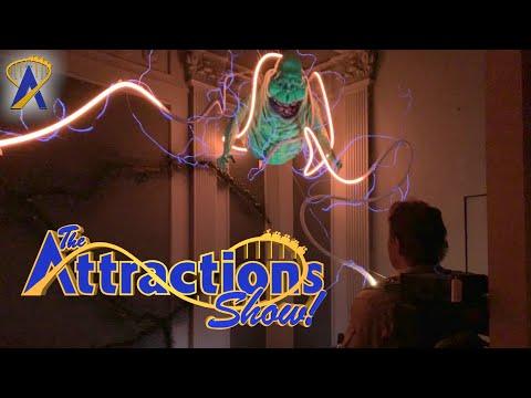 The Attractions Show - Halloween Horror Nights Orlando; hatchet throwing; latest news
