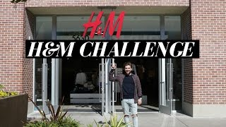 $100 H&M Style Challenge   2 Outfits Under $100 !!