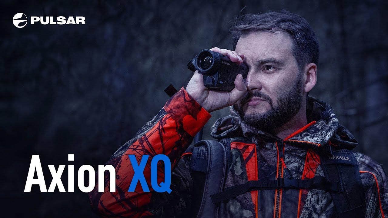 Видео о товаре Тепловизор Pulsar Axion XQ38
