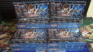 THE BEST SET OF 2018?! - Yugioh Legendary Collection Kaiba Case Unboxing (12 Boxes)