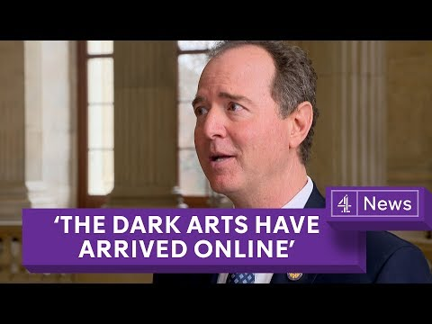 Adam Schiff interview on Cambridge Analytica: 'The dark arts have arrived in full force online'