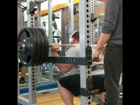 Squat Rack with Julian How to Squat Properly