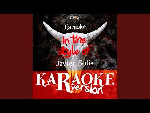 No Me Trates Así (Karaoke Version)