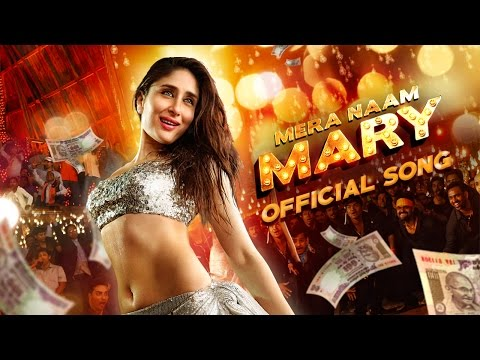 Mera Naam Mary Brothers  Kareena Kapoor Khan Sidharth Malhotra