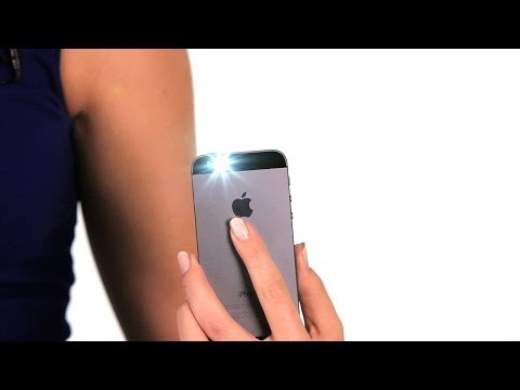 How to Access the Flashlight | iPhone Tips