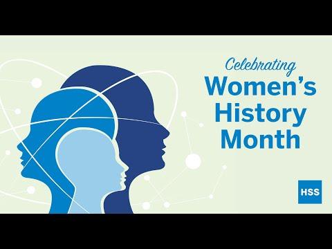 Image - Gausden Women's History Month