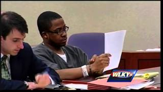 Man Convicted Of Triple Murder Takes Plea Deal