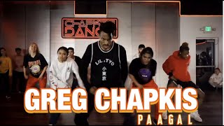 Badshah | Paagal | Chapkis Dance | official music video choreography by Greg Chapkis