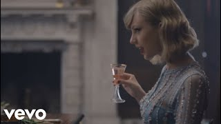 Taylor Swift - champagne problems (Music Video )
