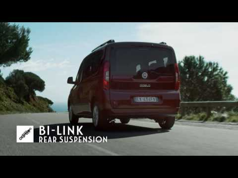 Fiat  Doblo Минивен класса M - рекламное видео 1