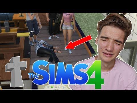 DRAMA! MIJN EIGEN VADER VERMOORD - The Sims 4 #163