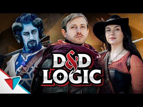 Trailer na první sérii DnD Logic