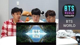 방탄소년단   Heartbeat (BTS WORLD OST) MV 아재들의 리액션!