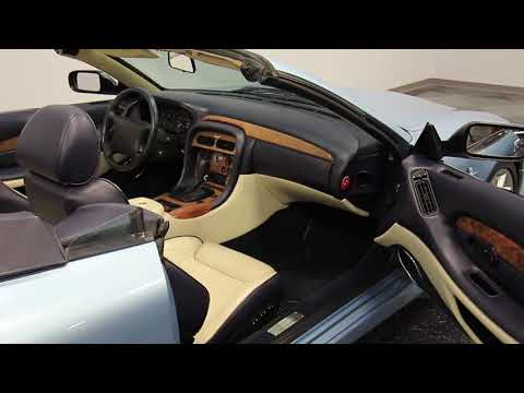 Video of '00 DB7 Vantage Volante - M73B